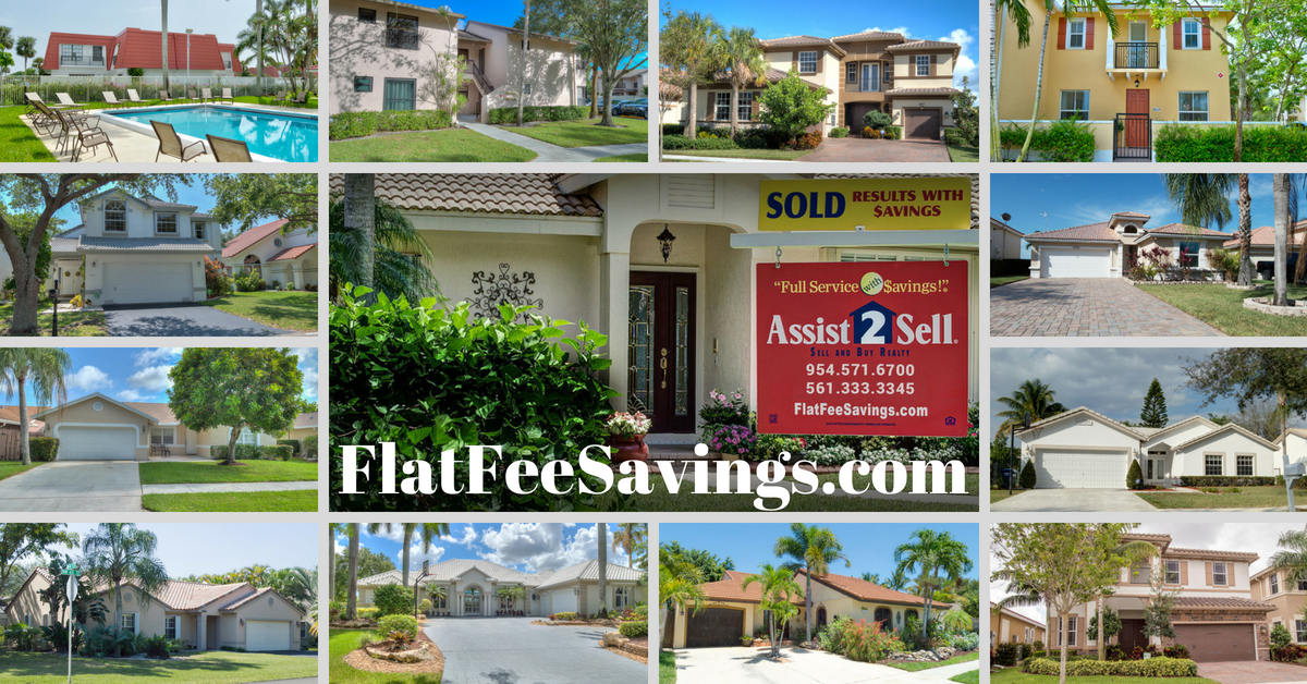discounted flat fee listings